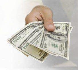 Hands Of Money